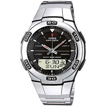 Pánské hodinky CASIO WVA 105HD-1 (4971850793274) + ZDARMA Elektronický časopis Exkluziv - aktuální vydání od ALZY Elektronický časopis Interview - aktuální vydání od ALZY