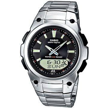 Pánské hodinky Casio WVA 109HD-1A (4971850888307) + ZDARMA Elektronický časopis Exkluziv - aktuální vydání od ALZY Elektronický časopis Interview - aktuální vydání od ALZY