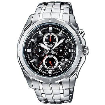 Pánské hodinky CASIO EF 328D-1A (4971850439721) + ZDARMA Pánská toaletní voda Ferrari Ferrari Black 125 ml