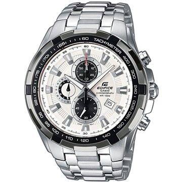 Pánské hodinky Casio EF 539D-7A (4971850433507) + ZDARMA Stříbrná pamětní mince Alza pamětní stříbrňák 20 let Alza.cz 1/2 Oz, hmotnost 16g