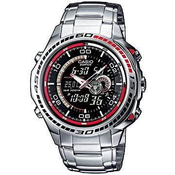Pánské hodinky Casio EFA 121D-1A (4971850873839) + ZDARMA Elektronický časopis Exkluziv - aktuální vydání od ALZY Elektronický časopis Interview - aktuální vydání od ALZY