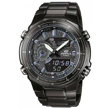 Pánské hodinky CASIO EFA 131BK-1A (4971850479611) + ZDARMA Pánská toaletní voda Ferrari Ferrari Black 125 ml