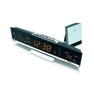 Rádiem řízené hodiny TECHNOLINE WS 6810 oranžové LED (WS 6810 amber)