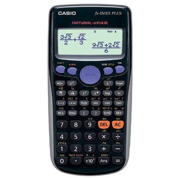 CASIO FX 350ES PLUS (FX 350ES PLUS)