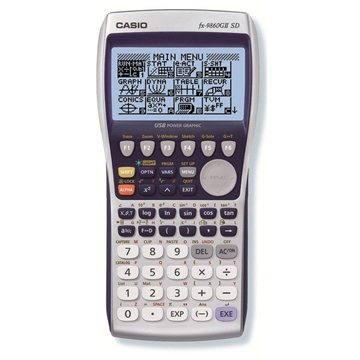 CASIO FX 9860G II SD (10002322)