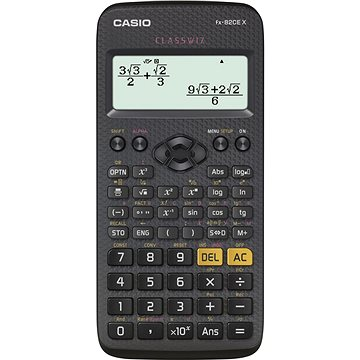 Casio FX 82 CE X (FX 350 CE X)
