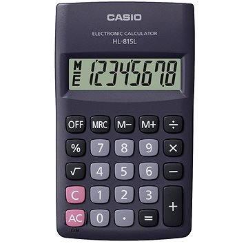 Casio HL 815L černá (HL 815L BK)