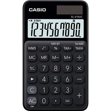CASIO SL 310 UC černá (SL 310 UC BK)
