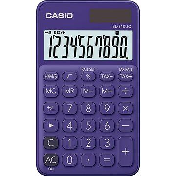 CASIO SL 310 UC fialová (SL 310 UC PL)