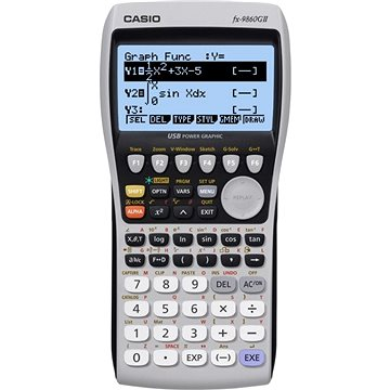 CASIO FX 9860G II (10002321)
