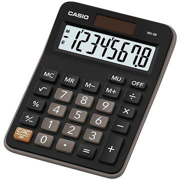 CASIO MX 8 B černá (45013641)