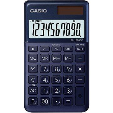 CASIO SL 1000 SC tmavě modrá (45013577)