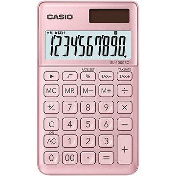 CASIO SL 1000 SC růžová (45013578)