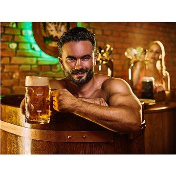 Spa Beerland Praha – pivní lázeň, se saunou a neomezenou konzumací piva, pro 2 osoby ve 2 kádích (RADOST0000114)