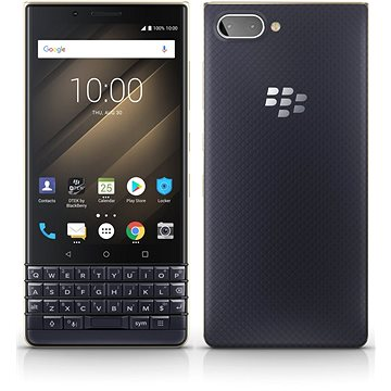 BlackBerry Key 2 LE Dual SIM 64GB zlatá (PRD-65004-043)