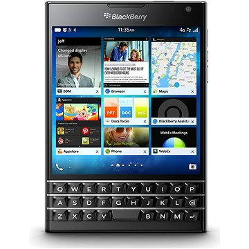 BlackBerry Passport QWERTY Black (10089171)