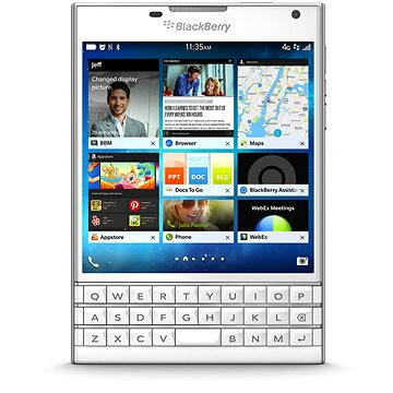 BlackBerry Passport QWERTY White (10090056)
