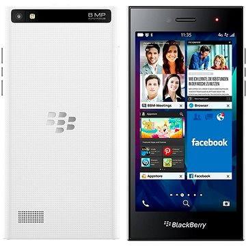 BlackBerry Leap White (10094989) + ZDARMA Poukaz Elektronický darčekový poukaz Alza.sk v hodnote 19 EUR, platnosť do 28/2/2017 Poukaz Elektronický dárkový poukaz Alza.cz v hodnotě 500 Kč, platnost do 28/2/2017