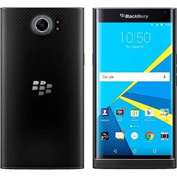 BlackBerry Priv Black (PRD-60029-025) + ZDARMA Digitální předplatné Týden - roční Digitální předplatné Interview - SK - Roční od ALZY