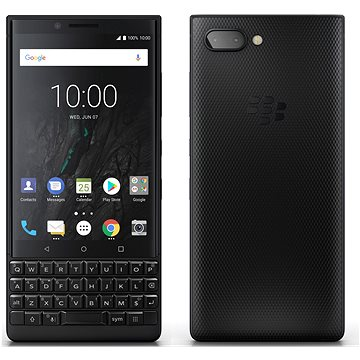BlackBerry Key2 128GB Černý (PRD-63828-009)