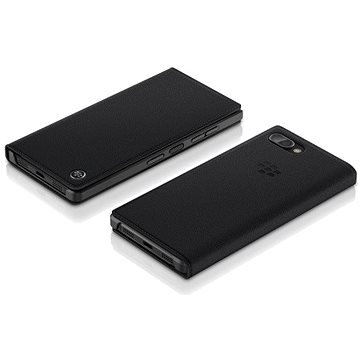 BlackBerry KEY2 Flip Case flipové pouzdro, Black (FCF100-3AALEU1)