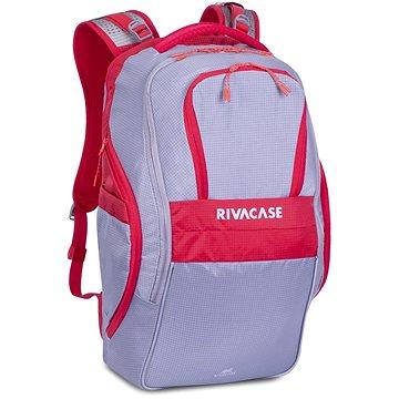 """RIVA CASE 5265 17.3"""" šedo/červený (5265-GR/R)"""