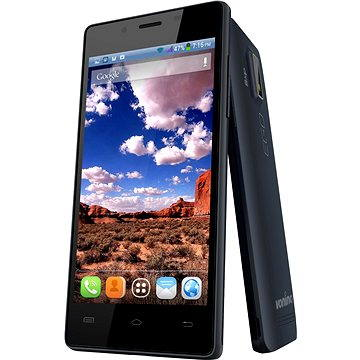 Vonino EGO QS Dual-Sim (Black) (5757945969422) + ZDARMA Digitální předplatné Týden - roční