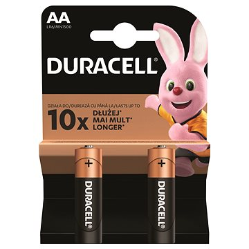 Duracell Basic AA 2 ks (81480565)