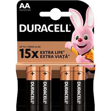 Duracell Basic AA 4 ks (81480573)