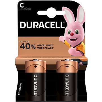 Duracell Basic LR14 2 ks (81483541)