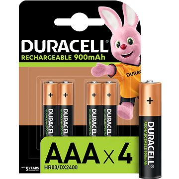 Duracell StayCharged AAA - 850 mAh 4 ks (10PP050039)