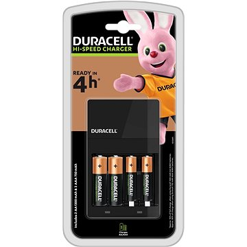 Duracell CEF 14 + 2AA + 2AAA