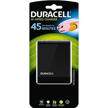 Duracell CEF27 - 45ti minutová (10PP050026) + ZDARMA Akumulátory Duracell StayCharged AA - 2400 mAh 4 ks