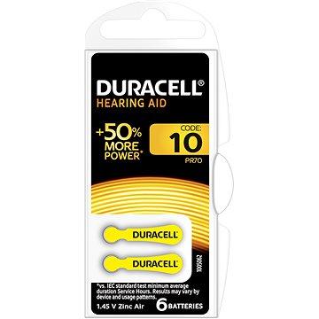 Duracell Hearing Aid - DA10 Duralock (10PP100026)