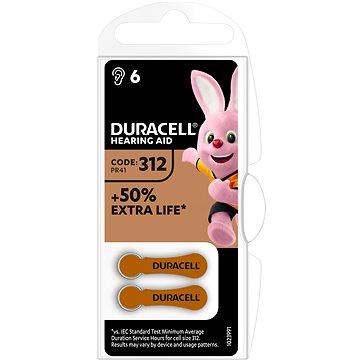 Duracell Hearing Aid - DA312 Duralock (10PP100028)