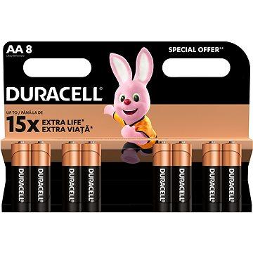 Duracell Basic AA 8 ks (10PP010028)