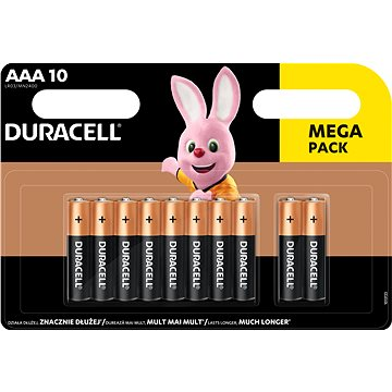 Duracell Basic AAA 10 ks (5002509)