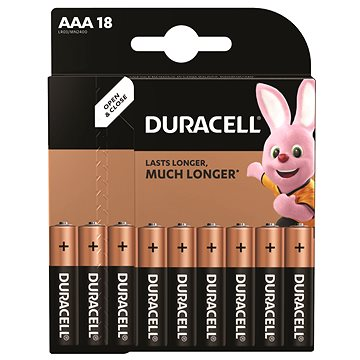 Duracell Basic AAA 18 ks (81483686)