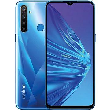 Realme 5 DualSIM 128GB modrá (RMX1911B)