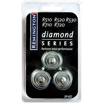 Remington Náhradní frézky SPRD Rotary Heads Diamond (44066530400)