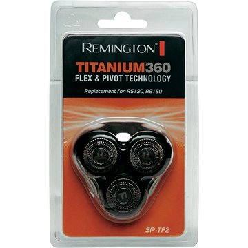 Remington Náhradní frézky SP-TF2 Dual Track Titanium (44089530401)
