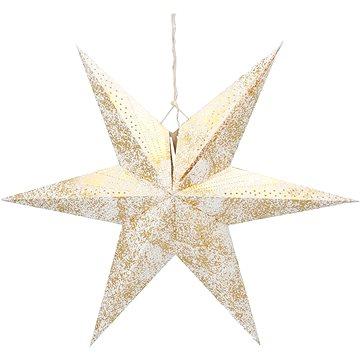 RETLUX RXL 363 hvězda zlatá 10LED WW (RXL 363)
