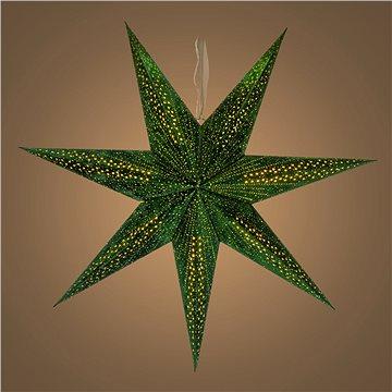RETLUX RXL 337 hvězda zelená 10LED WW (RXL 337)