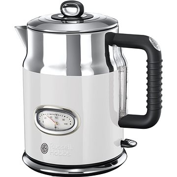 Russell Hobbs 21674-70 Retro Kettle White (23551016002)