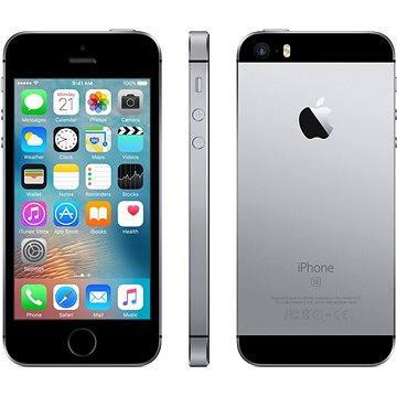 iPhone SE 128GB Vesmírně šedý (MP862CS/A) + ZDARMA Digitální předplatné Týden - roční