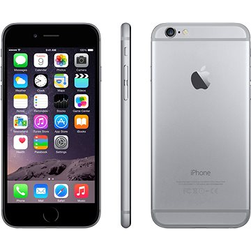 iPhone 6 32GB Space Gray (MQ3D2CN/A)