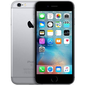 iPhone 6s 16GB Space Gray (MKQJ2CN/A)
