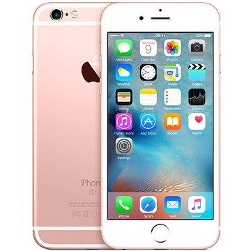 iPhone 6s 16GB Rose Gold (MKQM2CN/A)