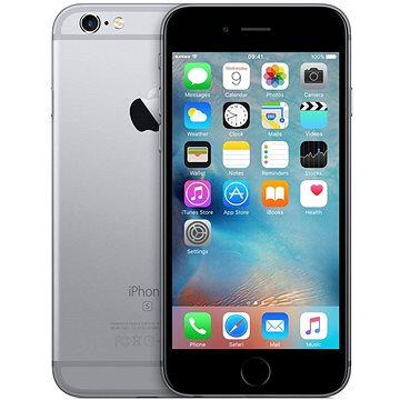 iPhone 6s 32 GB Space Gray(MN0W2CN/A)