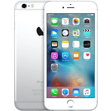 iPhone 6s Plus 16GB Silver (MKU22CN/A)